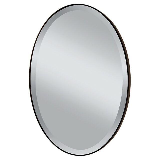 Feiss Johnson Mirror in Oil Rubbed Bronze - MR1126ORB
