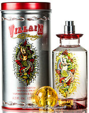 Villain by Ed Hardy 4.2 oz EDP Perfume for Women New In Box SEALED