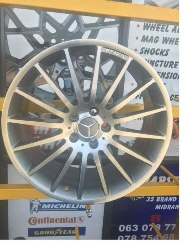 19 inches mags AMG for sale brand new