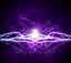 3D-Purple-Lightning-Light-89-Wall-Paper-Wall-Print-Decal-Wall-Deco-AJ-WALLPAPER miniature 3