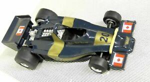 Yaxon-1-43-Scale-0705-Wolf-WR1-Jody-Scheckter-Vintage-F1-Diecast-Model-Car