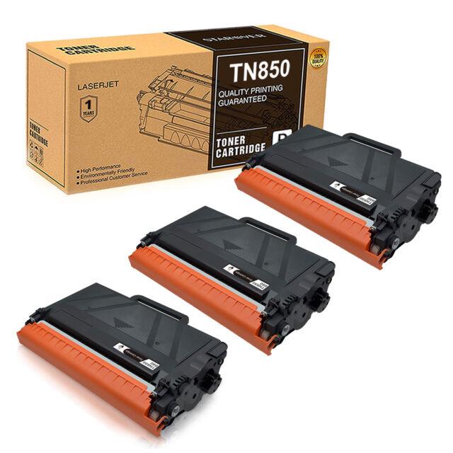 Lot TN850 TN820 Toner Cartridge For Brother TN820 MFC-L5900DW L5850DW HL-L6200DW