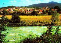 Grafenwiesen ( Bayer. Wald ) , Ansichtskarte ; 1992 gelaufen