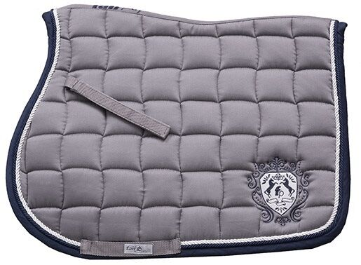 FAIR PLAY grau SHOW JUMPING SADDLE CLOTH SIZE FULL