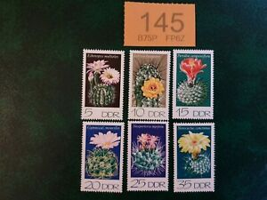 Germany DDR - 1974  - Cacti. stamps MNH !