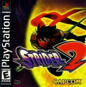 Strider-2-PS1-Great-Condition-Fast-Shipping