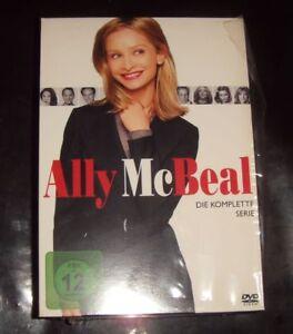 Ally McBeal Staffel 1+2+3+4+5 Komplette Serie Deutsch 30-DVD-Komplett Box - Helpsen, Deutschland - Ally McBeal Staffel 1+2+3+4+5 Komplette Serie Deutsch 30-DVD-Komplett Box - Helpsen, Deutschland