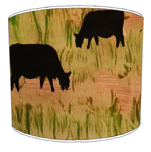 Highland Cattle abat-jour idéal pour correspondre à Highland Cows coussins et couvertures.