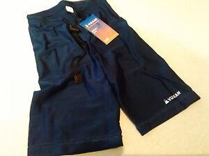 Vulkan-Sports-Lycra-Under-Shorts-Black-Navy-Blue-26-28-034-Waist-Support-Multisport
