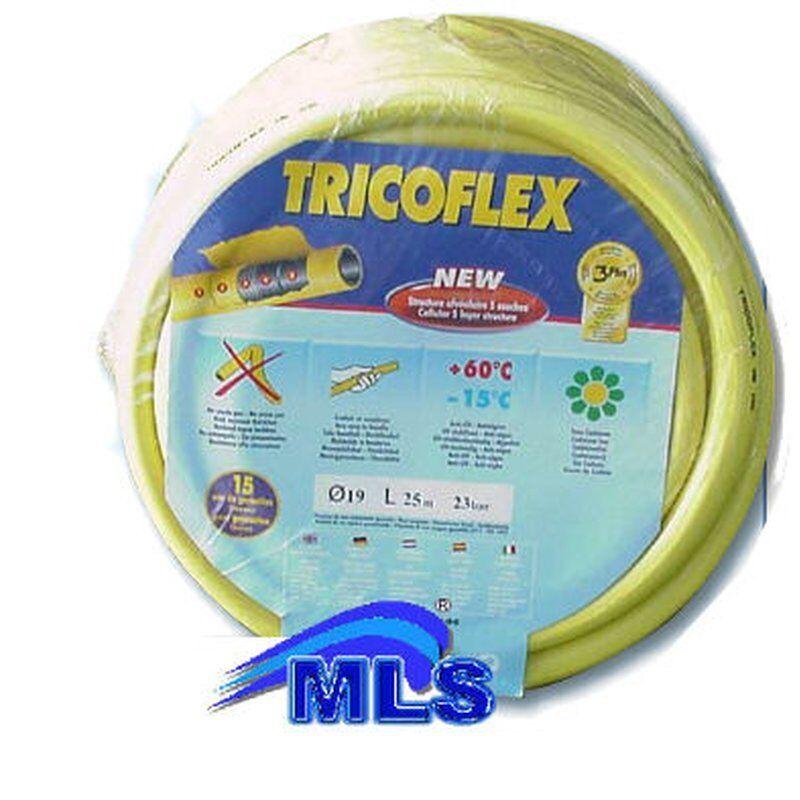 Gartenschlauch Orig. TRICOFLEX 1 Zoll 25 m Rasensprenger Wasserschlauch | Ermäßigung  | eine große Vielfalt  | Zuverlässige Qualität