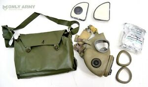 Czech-Army-Issue-M10-Gas-Mask-Set-With-New-Sealed-Filters-Bag-Drinking-Straw-Ver