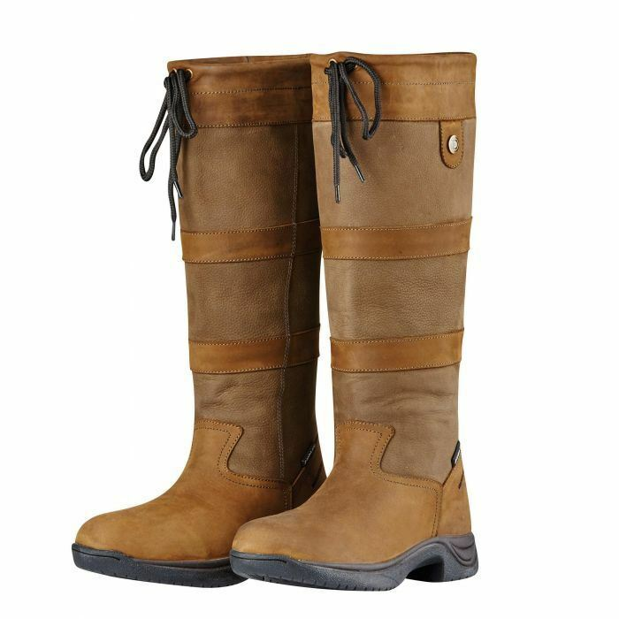 Dublin River Boots III -  Dark Brown - Country Boots  limited edition