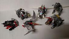 Transformers G1 Lot Vintage Grimlock Slag Sludge Snarl Swoop Dinobots 1980s toys