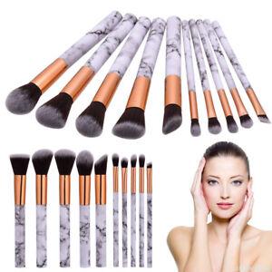10x-Marble-Texture-Handle-Makeup-Brushes-Set-Powder-Eyeliner-Eyeshadow-Brush