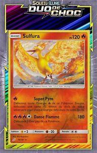 Starmie Reverse Sl09 Pokemon Card New French 65//181 Duo Shock