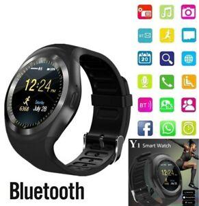 Montre Connectée Smart Watch Bluetooth Connecte Android Samsung FR