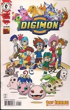 DIGIMON: DIGITAL MONSTERS #1 DARK HORSE COMICS