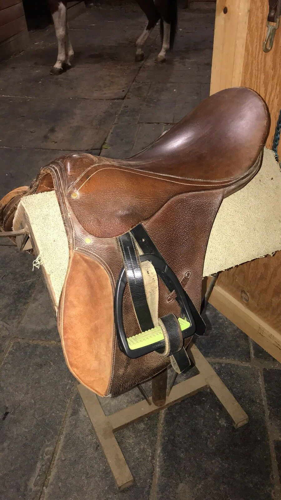 "18""  Cortina All Purpose English Saddle  at the lowest price"