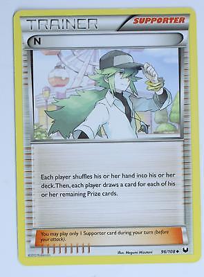 10x N 96//108 World Championship Non Holo PROMO Pokemon Card MINT 2015