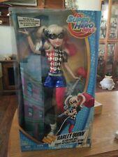 DC Super Hero Girls Harley Quinn Character Doll Poseable Action Figure 14cm