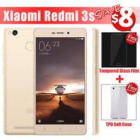 Xiaomi Redmi 3S Android 6.0 Octa Core LTE Fingerprint Snapdragon 13Mp 32GB Gold
