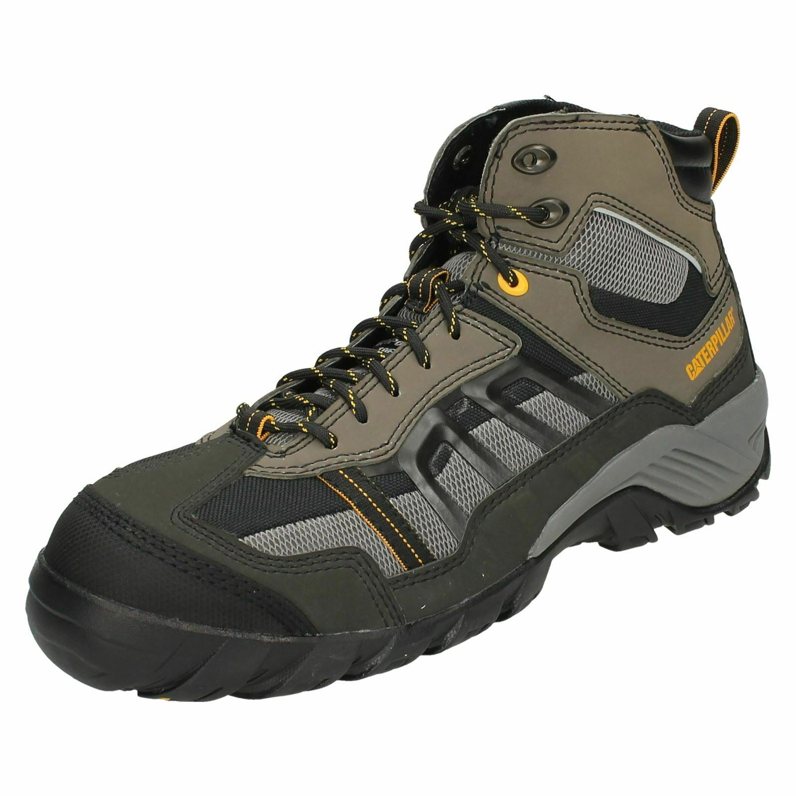 Mens Caterpillar Casual Lace Up Hiker Boots 'Formation Hi'