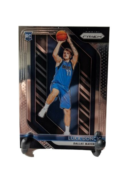 Panini Prizm #280 NBA Dallas Mavericks Luka Doncic Basketball Trading Card