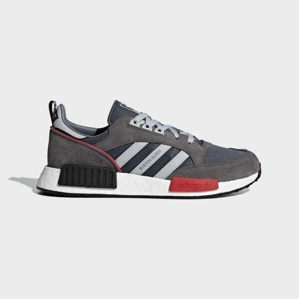 Adidas MENS ORIGINALS BOSTON SUPERXR1 schuhe 7-10,5 vintage running BOLD ONIX