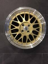GTP 020 Alufelgen Design gold 7,5x17 ET35 5x100 VW,Audi,Golf,A3 etc.