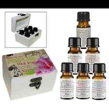 Summer Fragrance Oil Box Bluebell Cut grass Rose Freesia Sea Breeze Summer Fruit