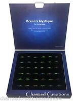 Mood Rings Usa Wholesale Box Lot 36 Oceans Mystique Living Opal Color Changing