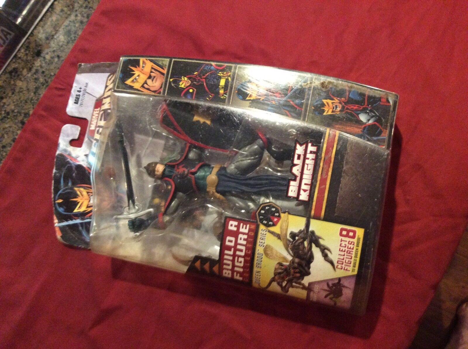 Marvel Legends Serie de reina cría Caballero nero nuevo Excalibur