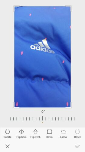 Duck Jacket Adidas L Taglia Feathered n687UUqY
