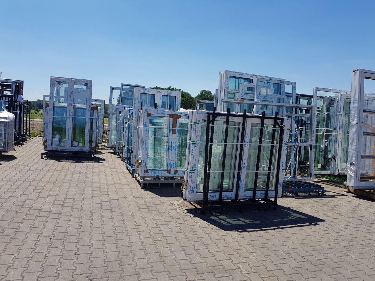 Kunststofff-Fenster Veka 70 AD montiert in Polen Polen Polen Preis 1A Qüalität 1A b43bab