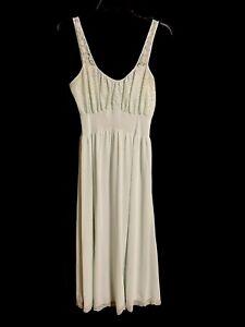 Vintage-Pale-Green-Full-Slip-Van-Raalte-Petalskin-slip-dress