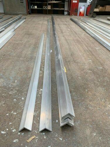 Aluminium Angle L Profile 50x50x5mm x 5M