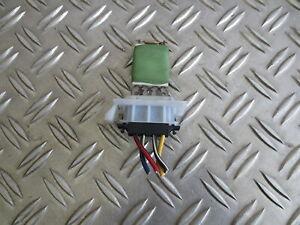 Riscaldamento-Ventilatore-vorwiderstand-VW-Golf-5-V-1k-BJ-2005