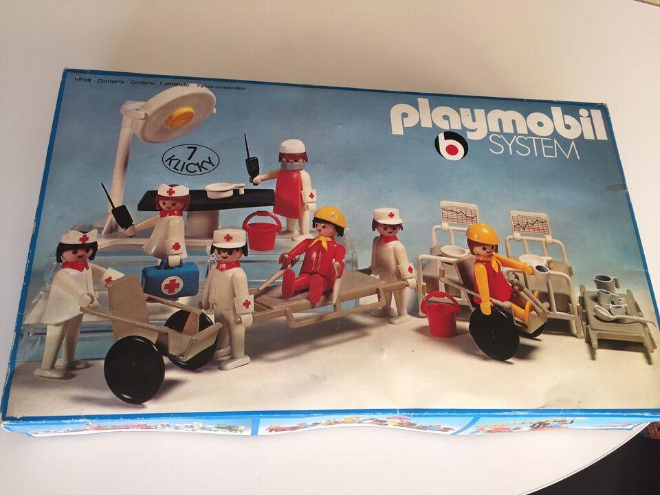 Figurer, Playmobil