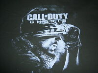 2013 Official Call Of Duty Ghosts T Shirt - Activision Licensed - - (l)