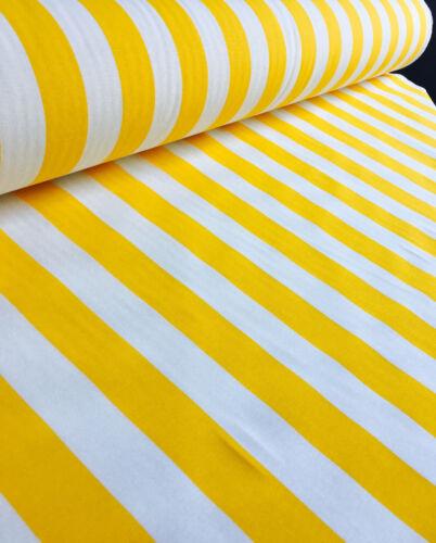 140cm Ancho De Rayas Tela Sofia Negro 4cm Rayas Cortina Tapicería Material