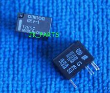 10pcs ORIGINAL 12V G5V-1-12VDC G5V-1-DC12V OMRON Relay 6Pins
