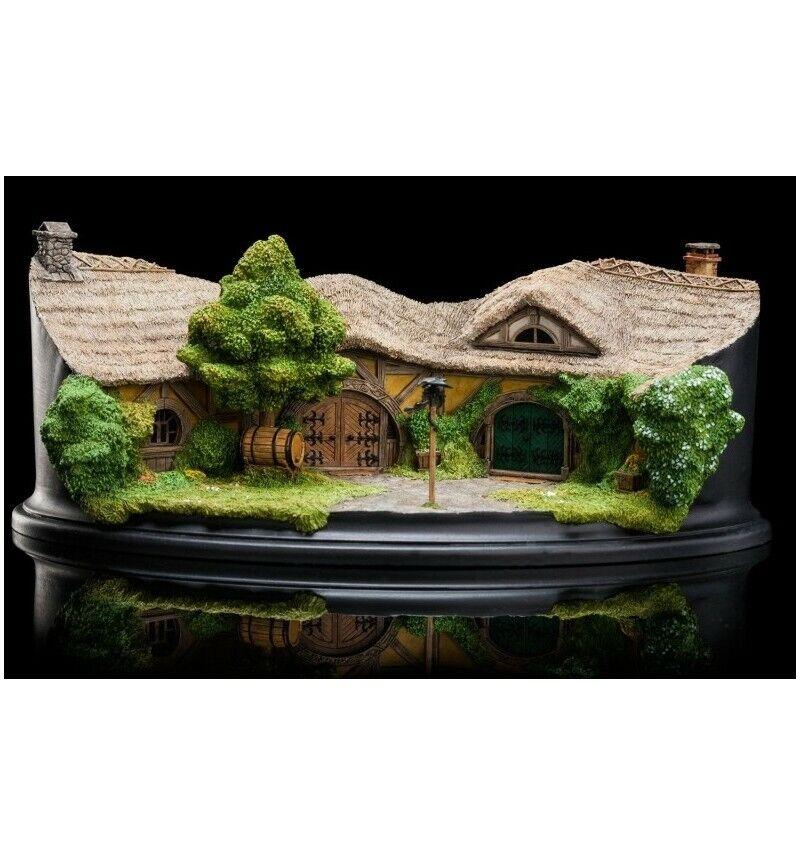 Weta Statue Environnement verde Dragon Inn