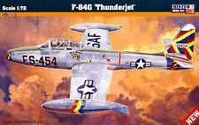 F 84 G Thunderjet (USAF SAC marcas) 1/72 Mastercraft a mitad de precio!