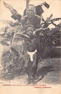 Kongo-Franzoesisch-Nr-51152-Alima-die-Havoc-der-Krankheit-des-Bear-Phot