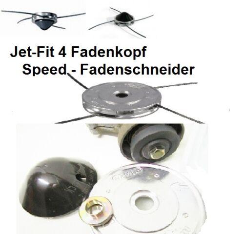 Desbrozadora cabezal de hilo Oregon Jet-fit 4 sin blíster montaje cuchillo disco de sujeción