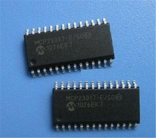 50 Stücke MCP23017 MCP23017-E So I O Expander I2C 16Bit 28Sop New Ic ei