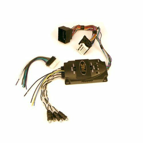 Pac Aa-gm44 Add-an-amp Interface For Select 2010 Gm Vehicles With A 44-pin