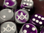 thumbnail 1 - Lori's Laboratory Six Sided 16mm D6 Die - Customized Dice Potion Bottle Alchemy