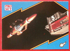 Thunderbirds PRO SET - Card #054 - Communications Link - Pro Set Inc 1992