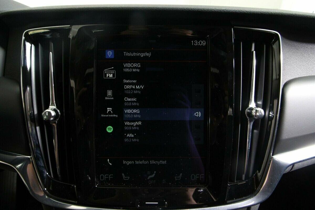 Volvo V90 D3 150 Kinetic